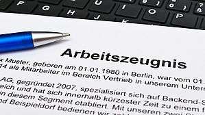 Falsches Zeugnisdatum? Copyright by Stockfotos-MG / fotolia