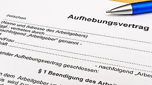 Aufhebungsvertrag Ist Kein Haustürgeschäft Dgb Rechtsschutz Gmbh