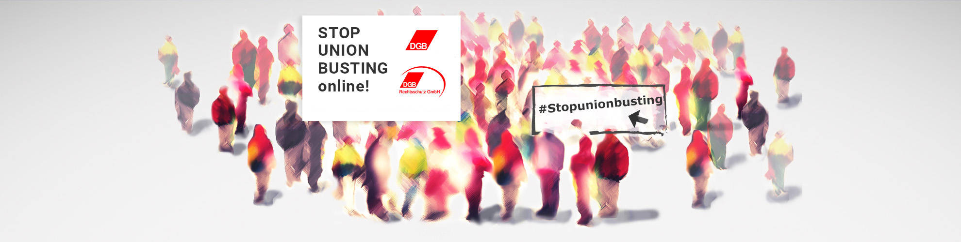 STOP UNION BUSTING online