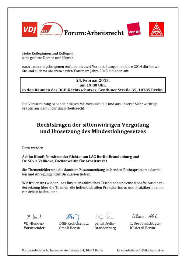 Dgb Rechtsschutz Gmbh Arbeitsrecht Athletbook
