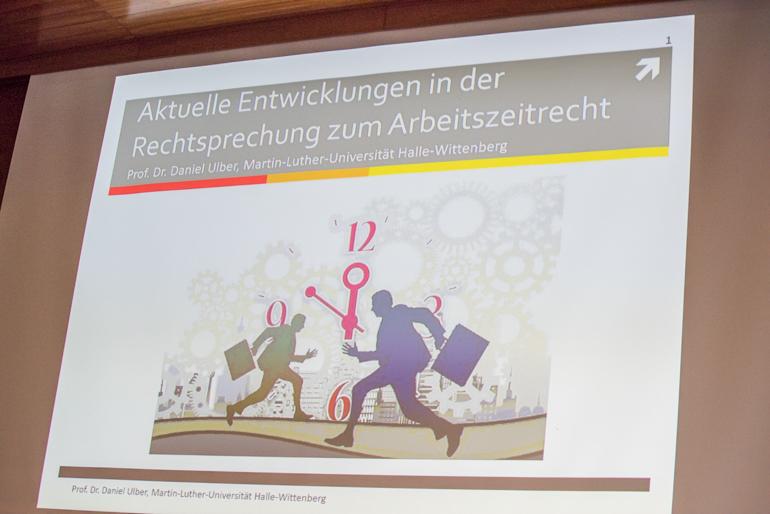 Forum 1 Streitobjekt Arbeitszeit Frankfurtmain Goethe