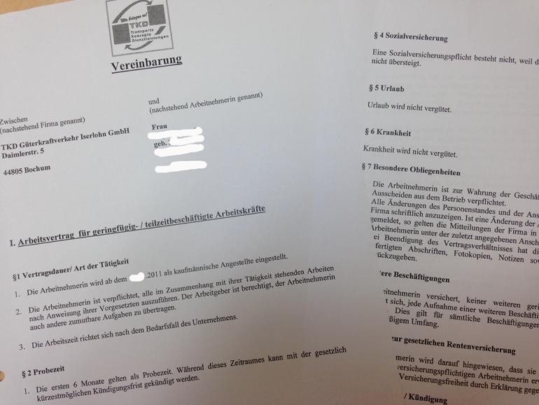 Bezahlter Urlaub Auch Für Minijobber Dgb Rechtsschutz Gmbh