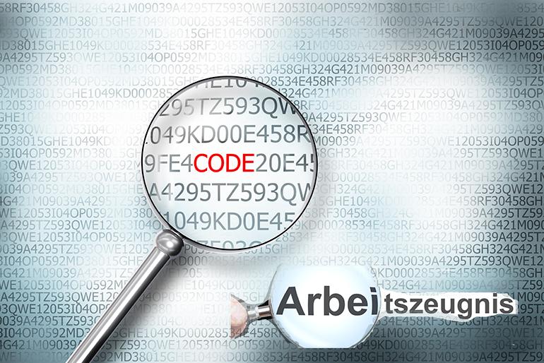 Arbeitszeugnis: Geheime Zeugnis-Codes sind rechtswidrig - DGB ...
