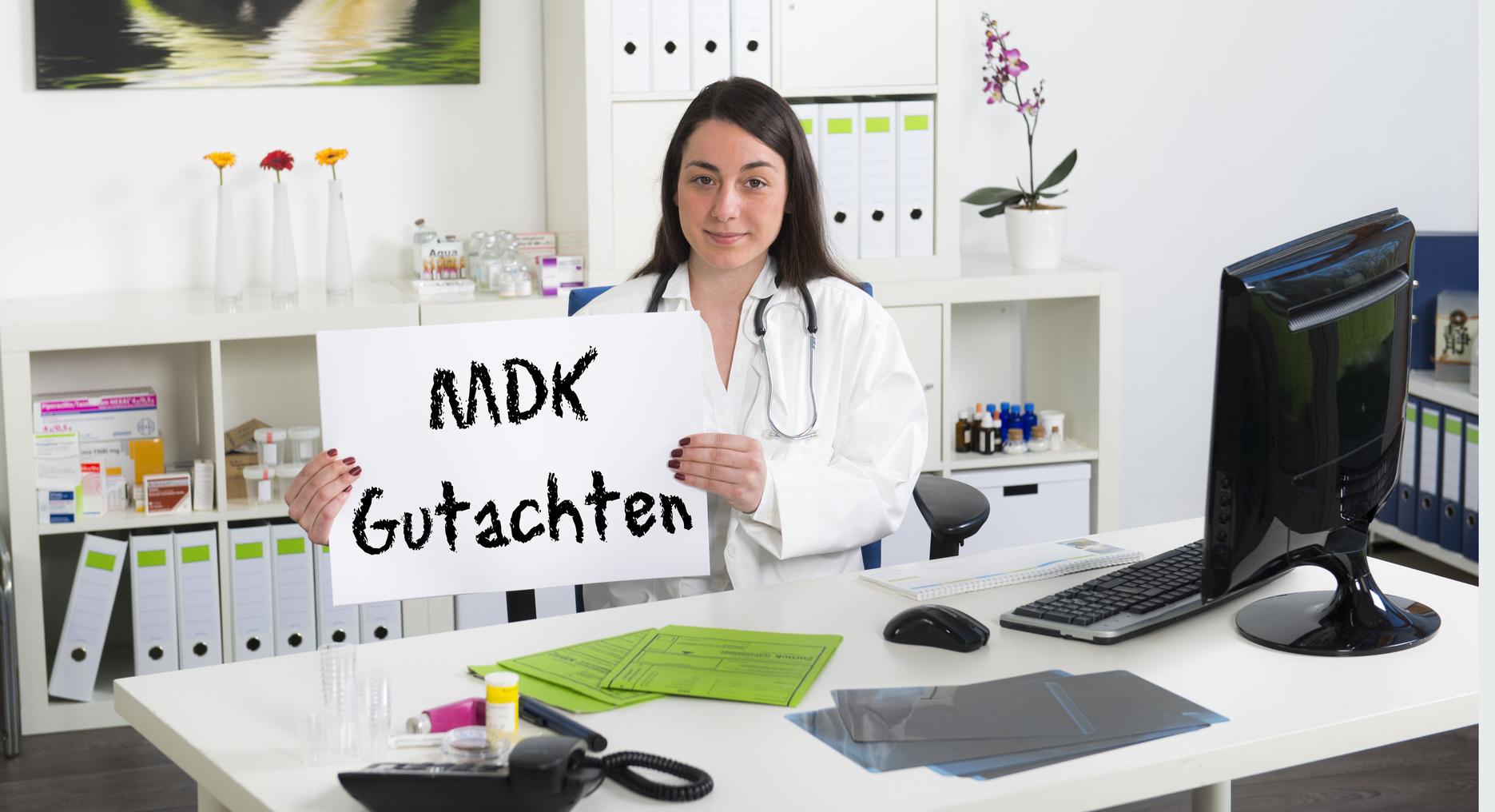 Spontanheilung Der Mdk Schreibt Gesund Dgb Rechtsschutz Gmbh