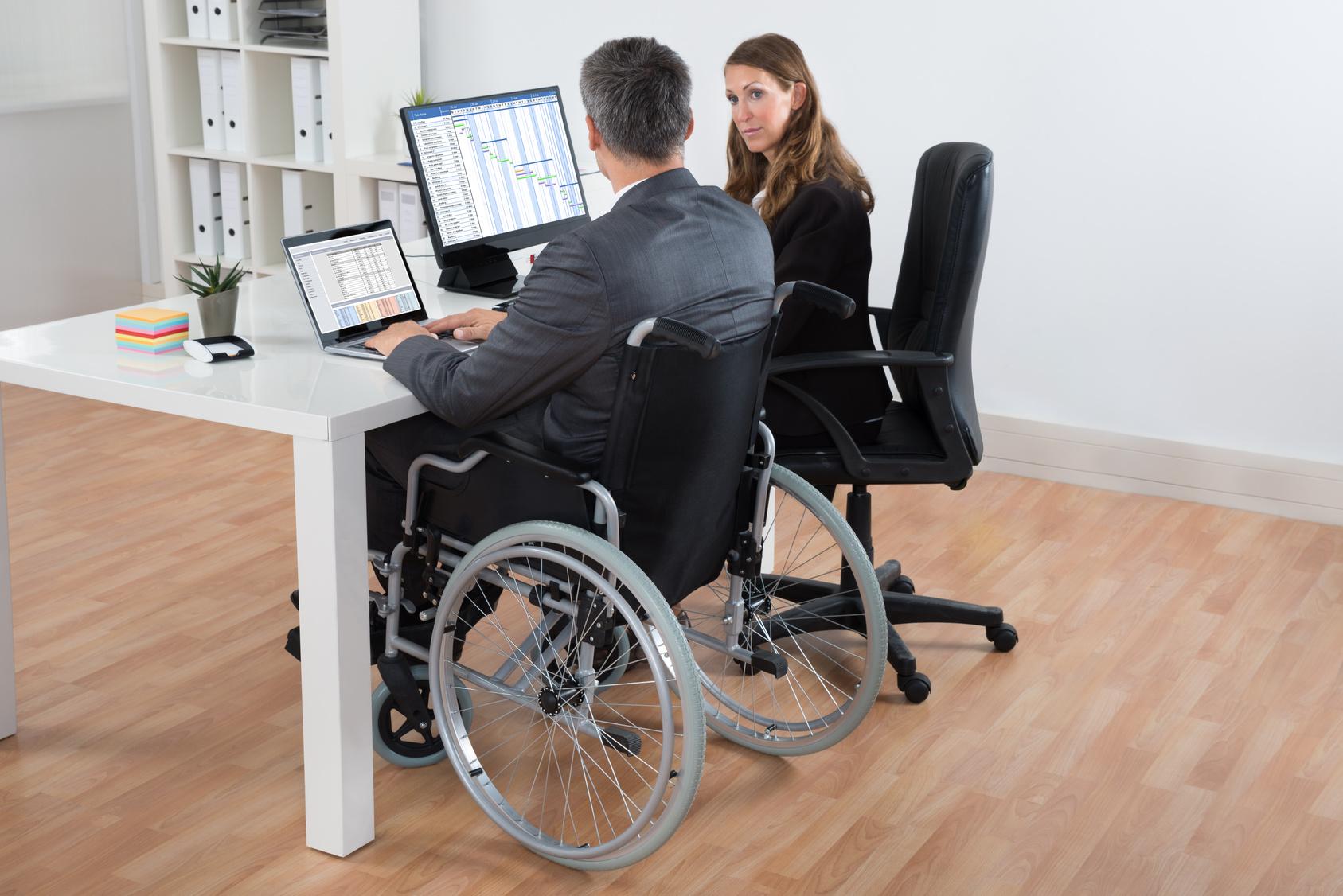 Abfindungspauschale Für Schwerbehinderte Menschen Rechtswidrig Dgb