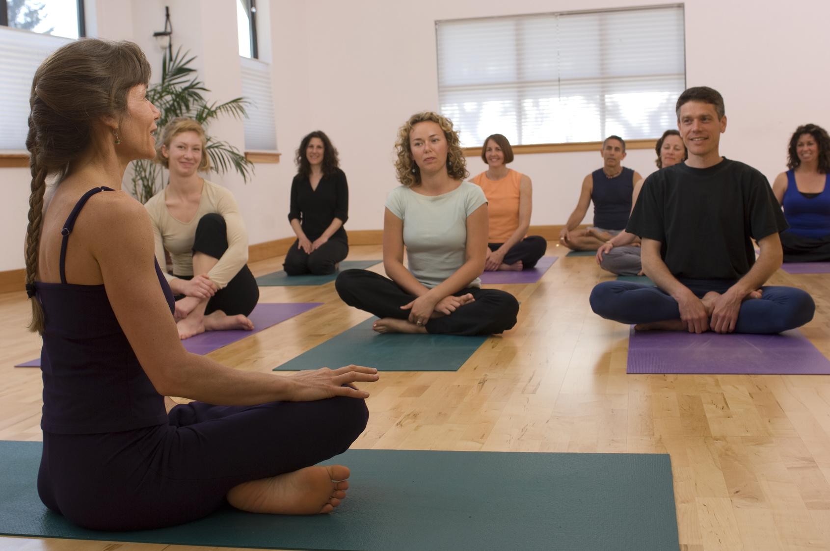 Bildungsurlaub Fur Yoga Kurs Dgb Rechtsschutz Gmbh