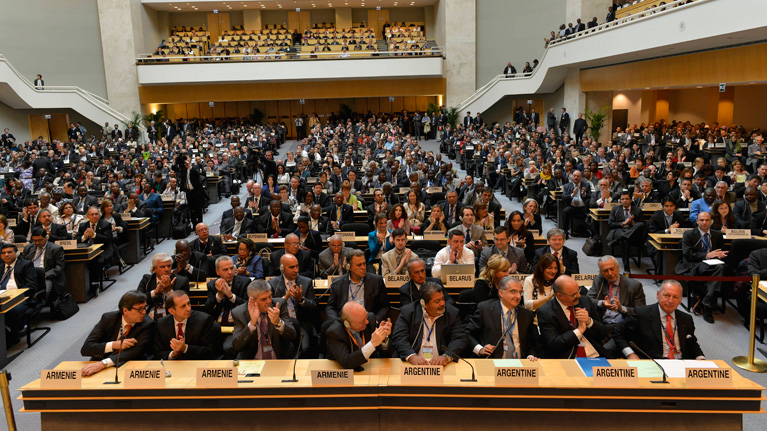 104th Session of the International Labour Conference, 1- 13 June 2015